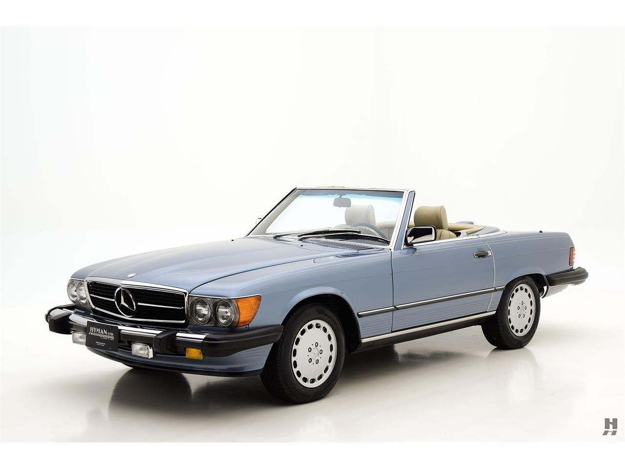 Large Picture of '87 Mercedes-Benz 560SL located in Saint Louis Missouri - $48,500.00 - LENL