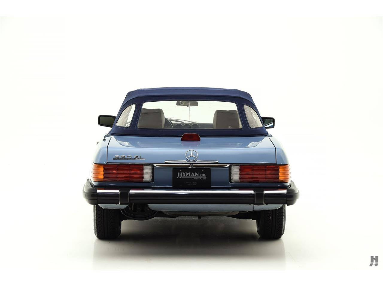 Large Picture of 1987 560SL located in Saint Louis Missouri - $48,500.00 Offered by Hyman Ltd. Classic Cars - LENL