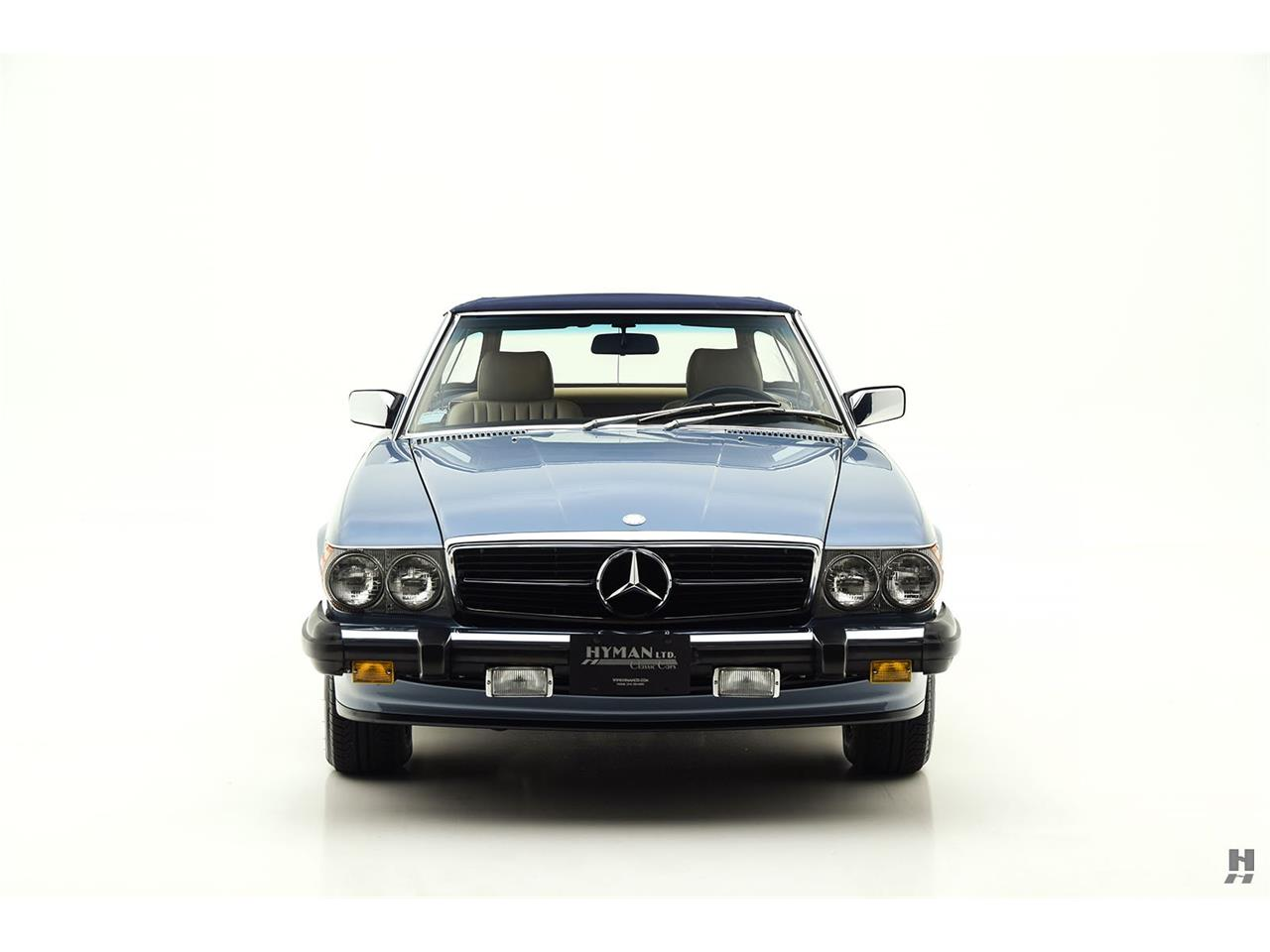 Large Picture of '87 Mercedes-Benz 560SL located in Saint Louis Missouri - LENL