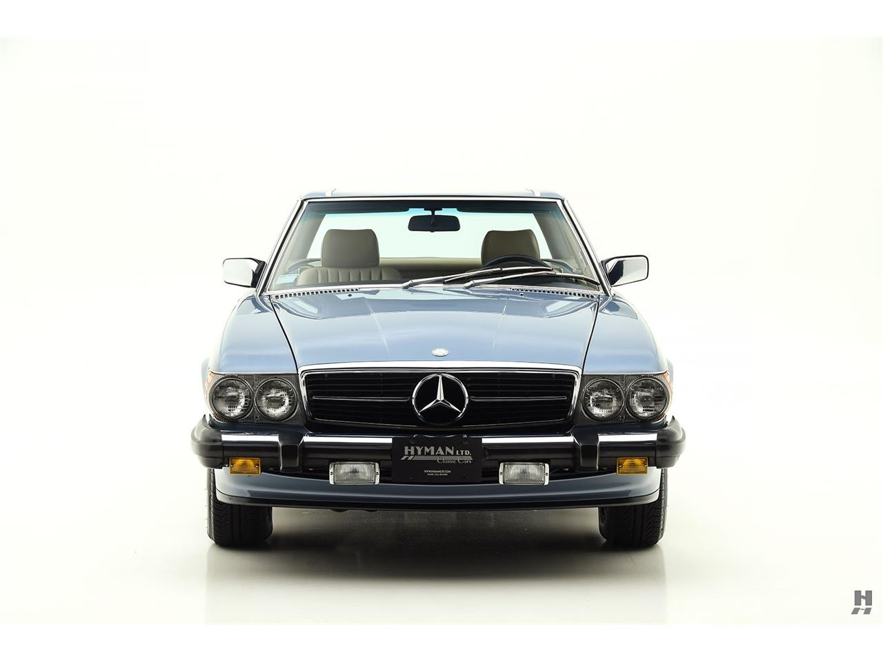Large Picture of '87 560SL - $48,500.00 Offered by Hyman Ltd. Classic Cars - LENL