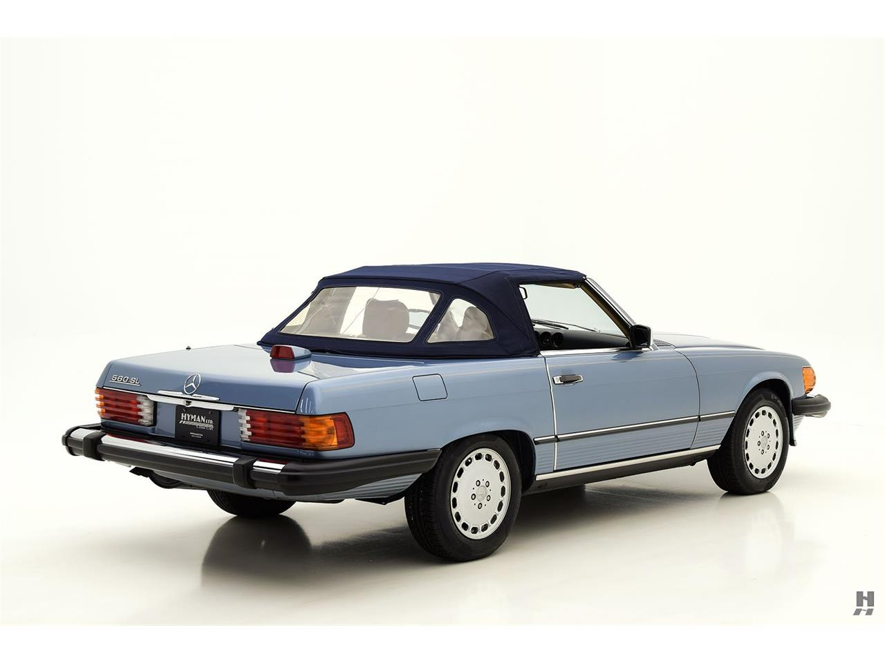 Large Picture of '87 Mercedes-Benz 560SL located in Saint Louis Missouri Offered by Hyman Ltd. Classic Cars - LENL
