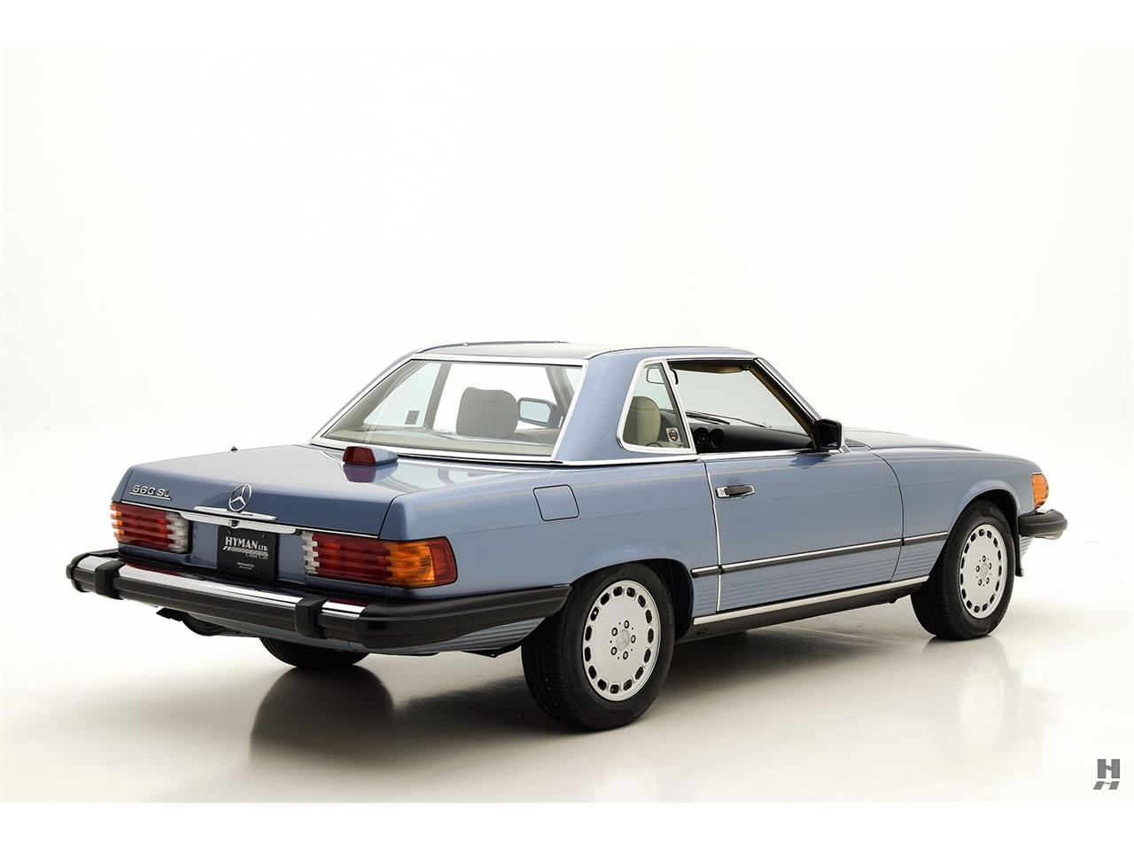Large Picture of '87 Mercedes-Benz 560SL located in Missouri - LENL