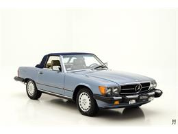 Picture of '87 Mercedes-Benz 560SL located in Saint Louis Missouri - $48,500.00 Offered by Hyman Ltd. Classic Cars - LENL