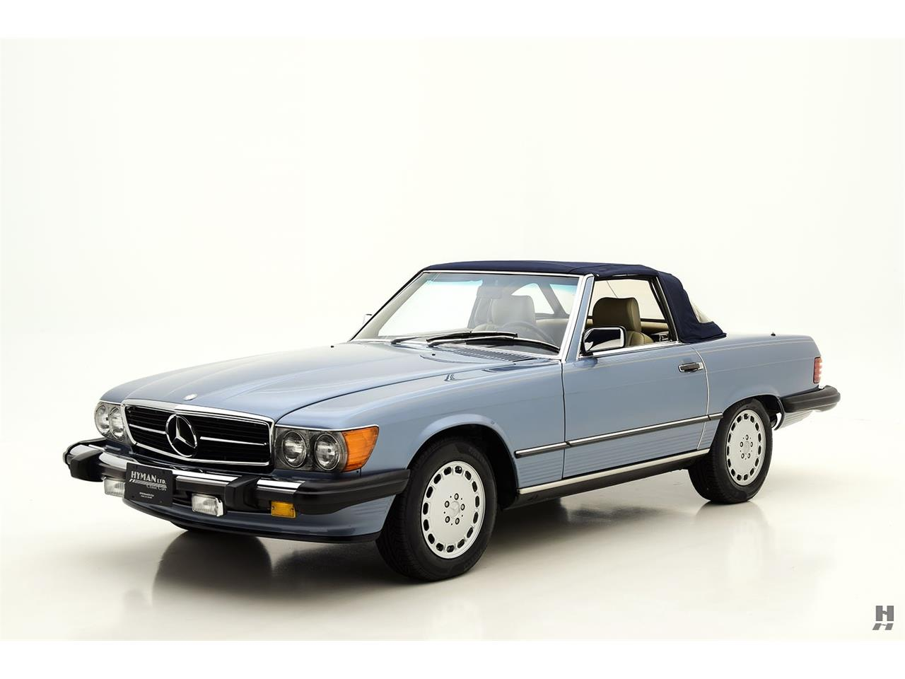 Large Picture of 1987 Mercedes-Benz 560SL Offered by Hyman Ltd. Classic Cars - LENL