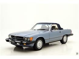 Picture of '87 Mercedes-Benz 560SL Offered by Hyman Ltd. Classic Cars - LENL