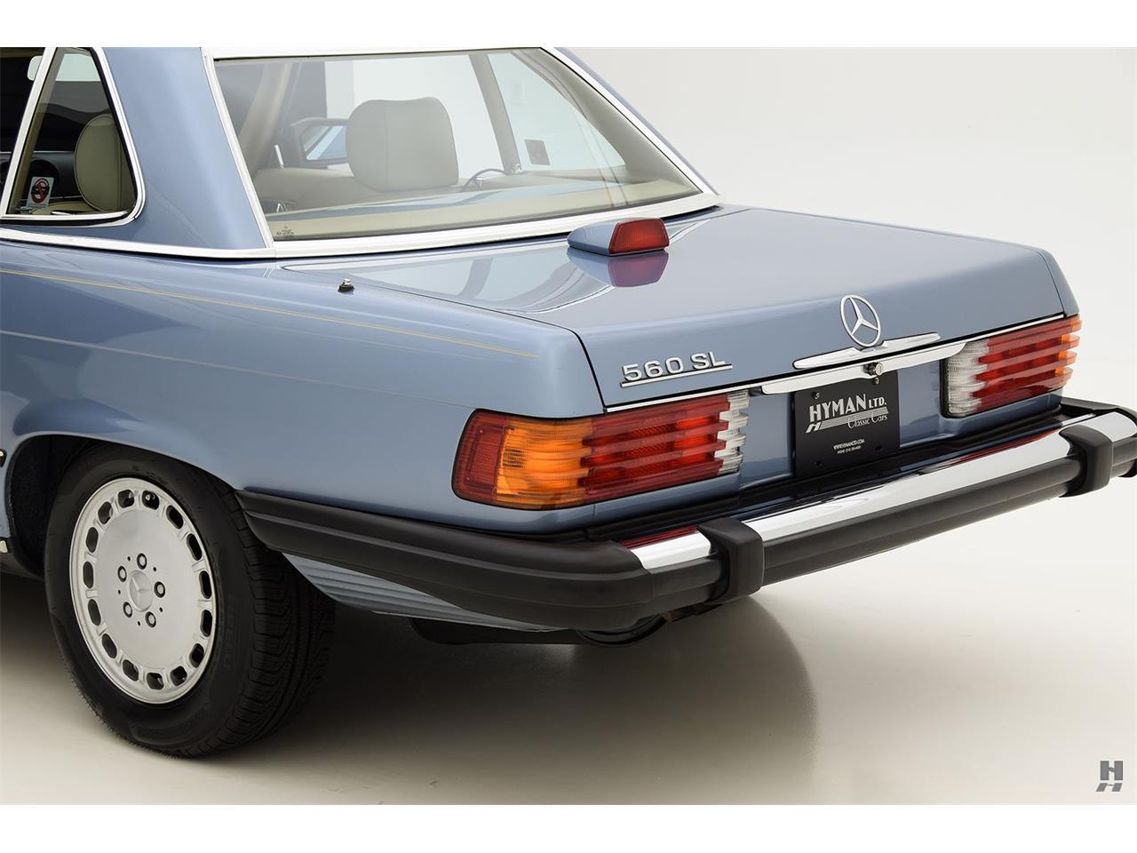 Large Picture of 1987 Mercedes-Benz 560SL - $48,500.00 - LENL