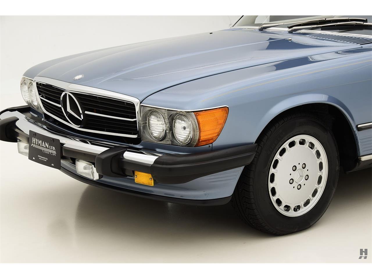 Large Picture of 1987 Mercedes-Benz 560SL - LENL