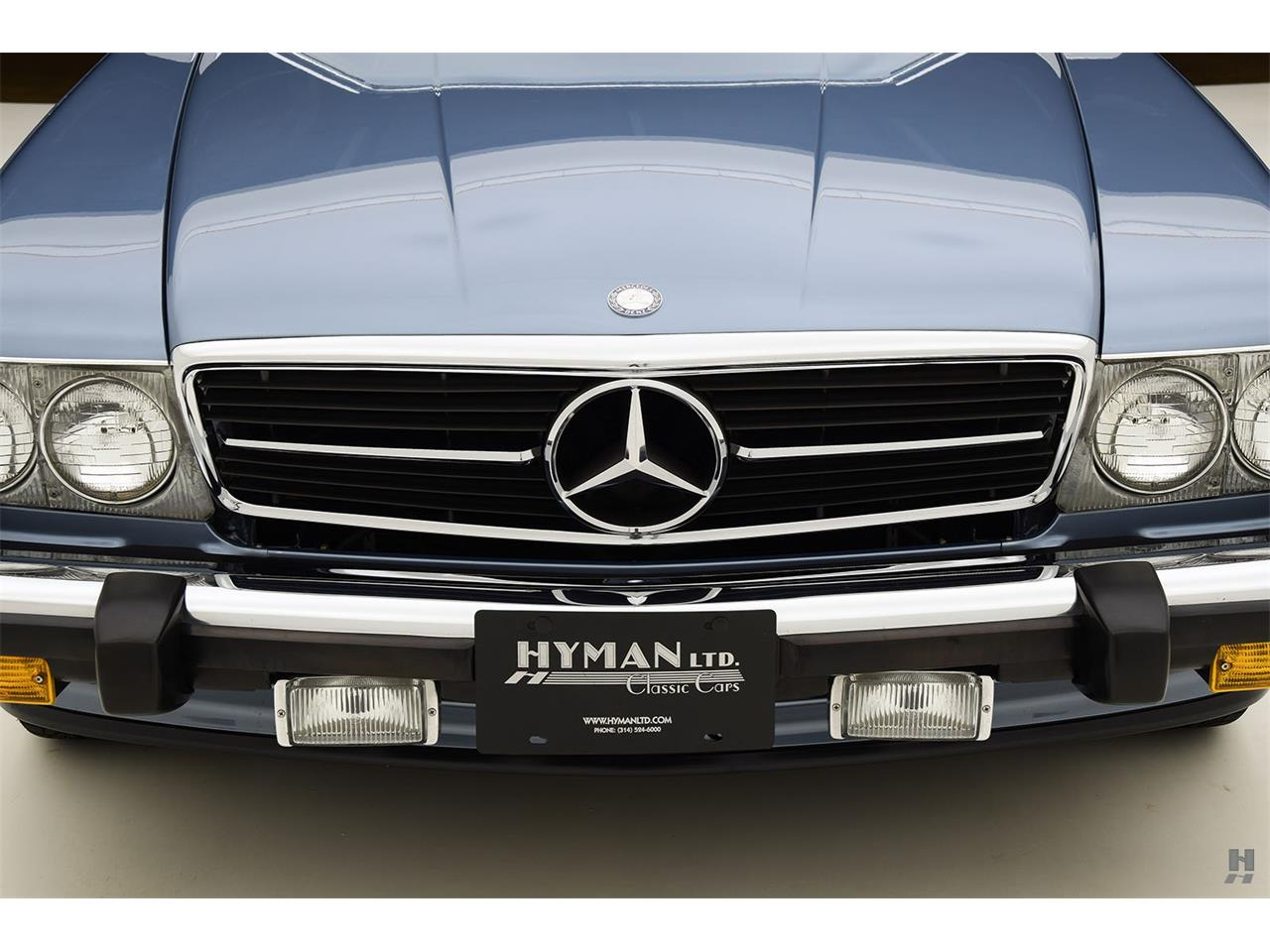 Large Picture of 1987 560SL located in Missouri - $48,500.00 Offered by Hyman Ltd. Classic Cars - LENL