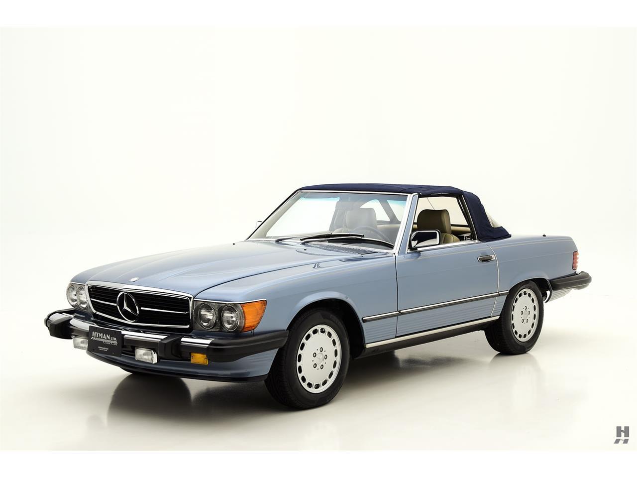 Large Picture of 1987 Mercedes-Benz 560SL located in Saint Louis Missouri - $48,500.00 - LENL