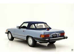 Picture of 1987 Mercedes-Benz 560SL located in Saint Louis Missouri Offered by Hyman Ltd. Classic Cars - LENL