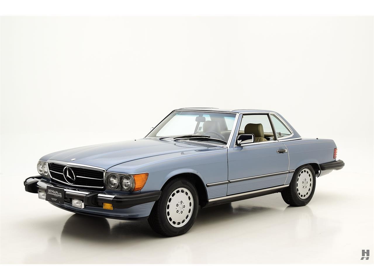 Large Picture of 1987 560SL - $48,500.00 - LENL
