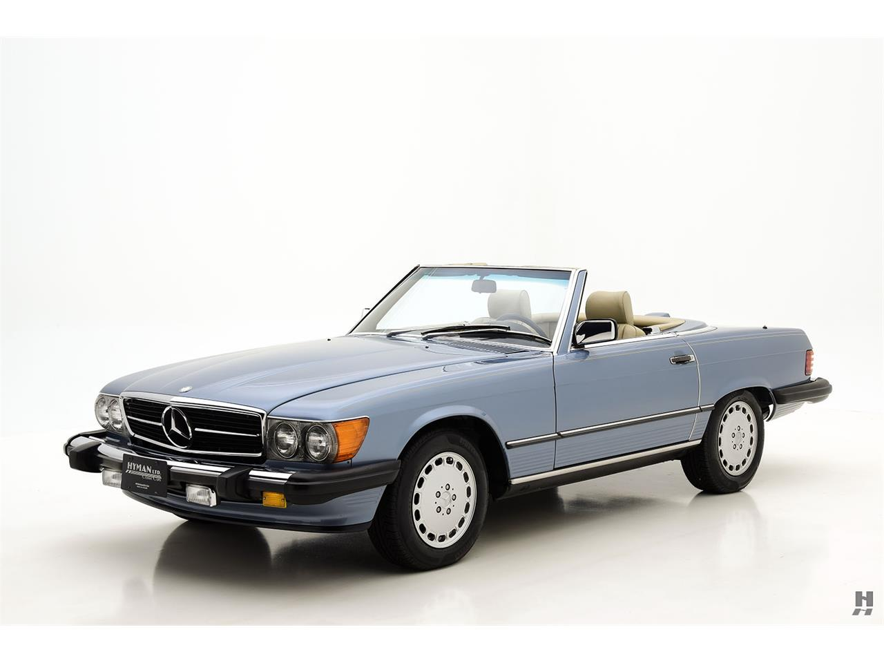 Large Picture of 1987 560SL - $48,500.00 Offered by Hyman Ltd. Classic Cars - LENL