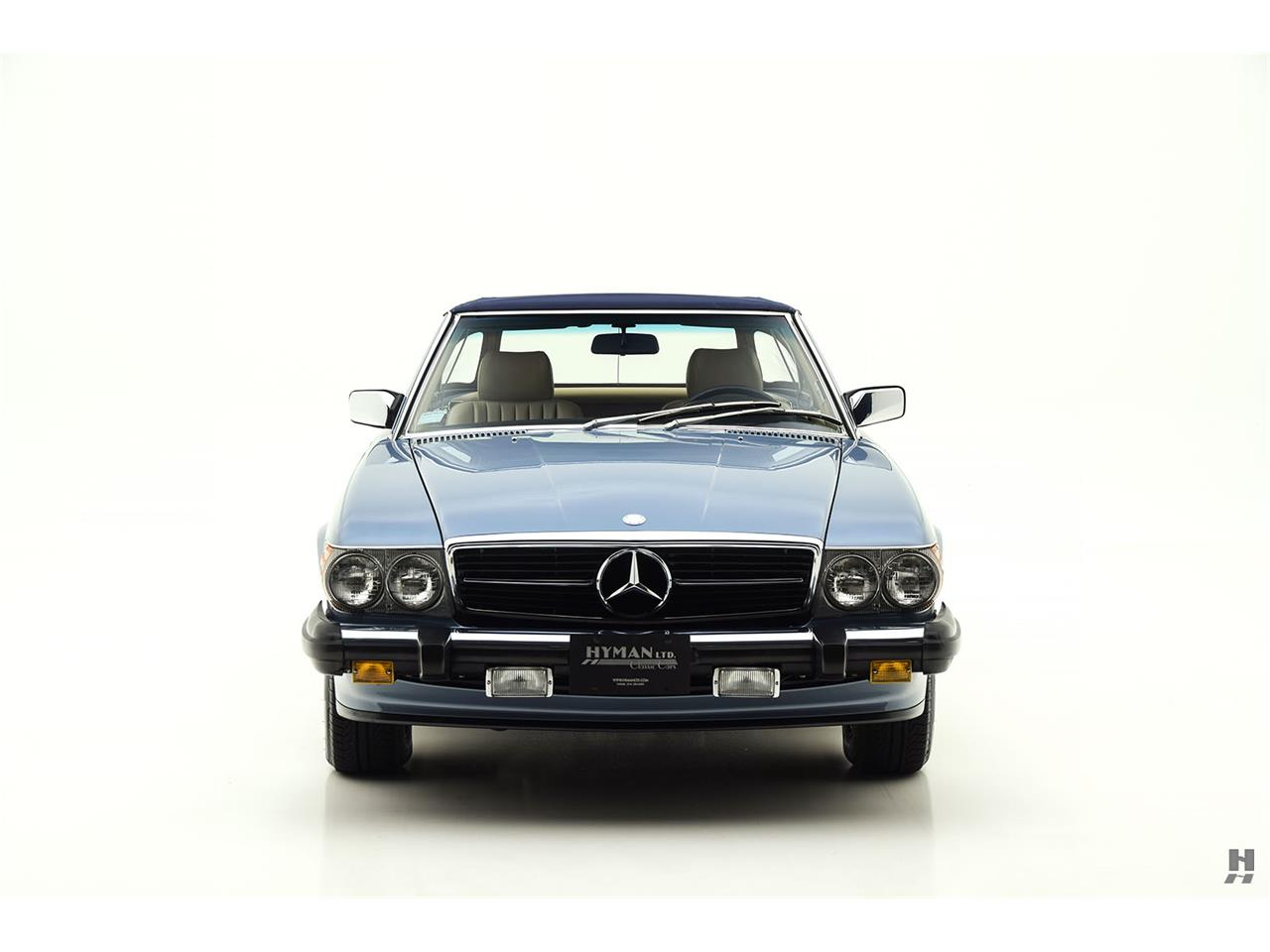 Large Picture of 1987 Mercedes-Benz 560SL located in Missouri Offered by Hyman Ltd. Classic Cars - LENL