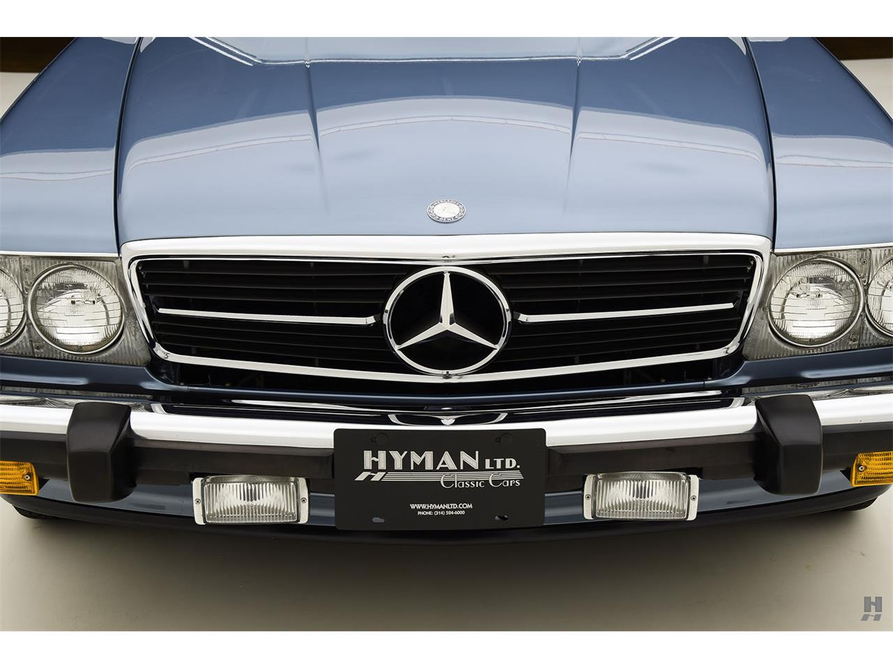 Large Picture of 1987 560SL located in Saint Louis Missouri Offered by Hyman Ltd. Classic Cars - LENL