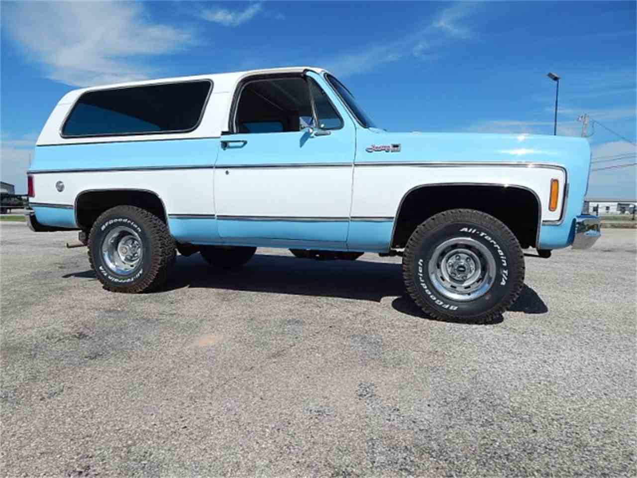Large Picture of '73 Jimmy C/K 1500 - L8KD