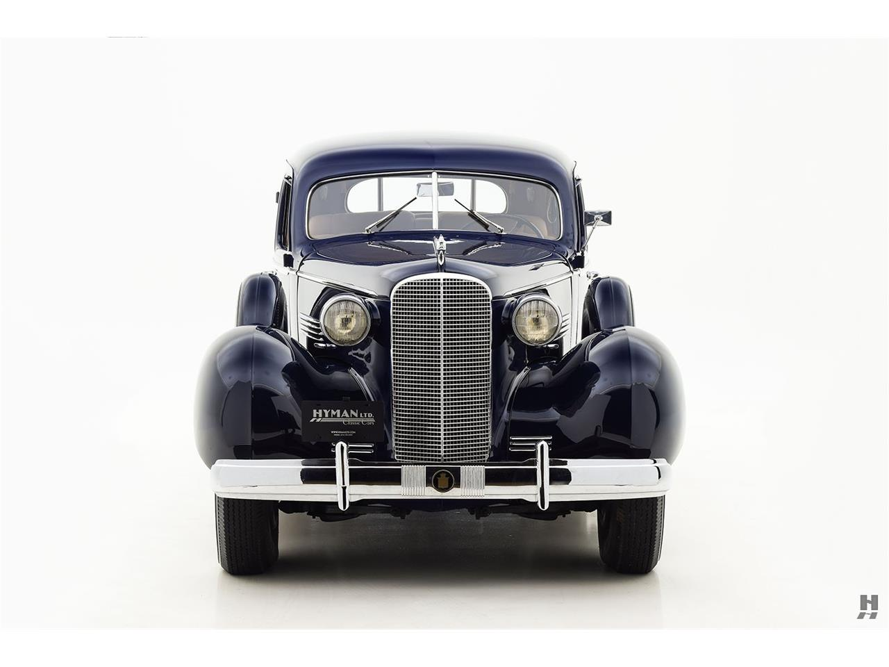 Large Picture of '37 Series 75 - LENM