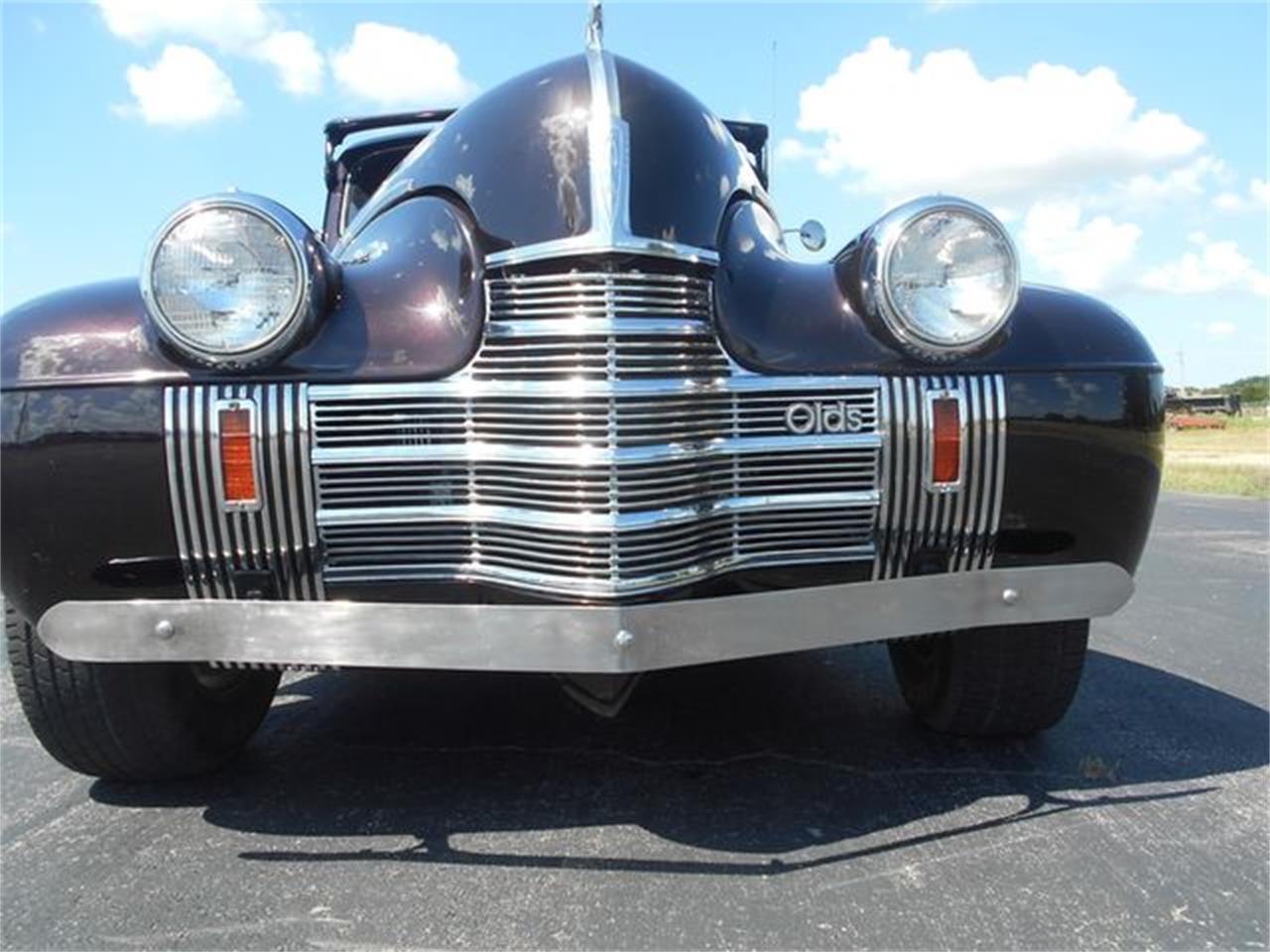 Large Picture of 1940 Oldsmobile Street Rod located in Oklahoma Offered by Knippelmier Classics - LENW