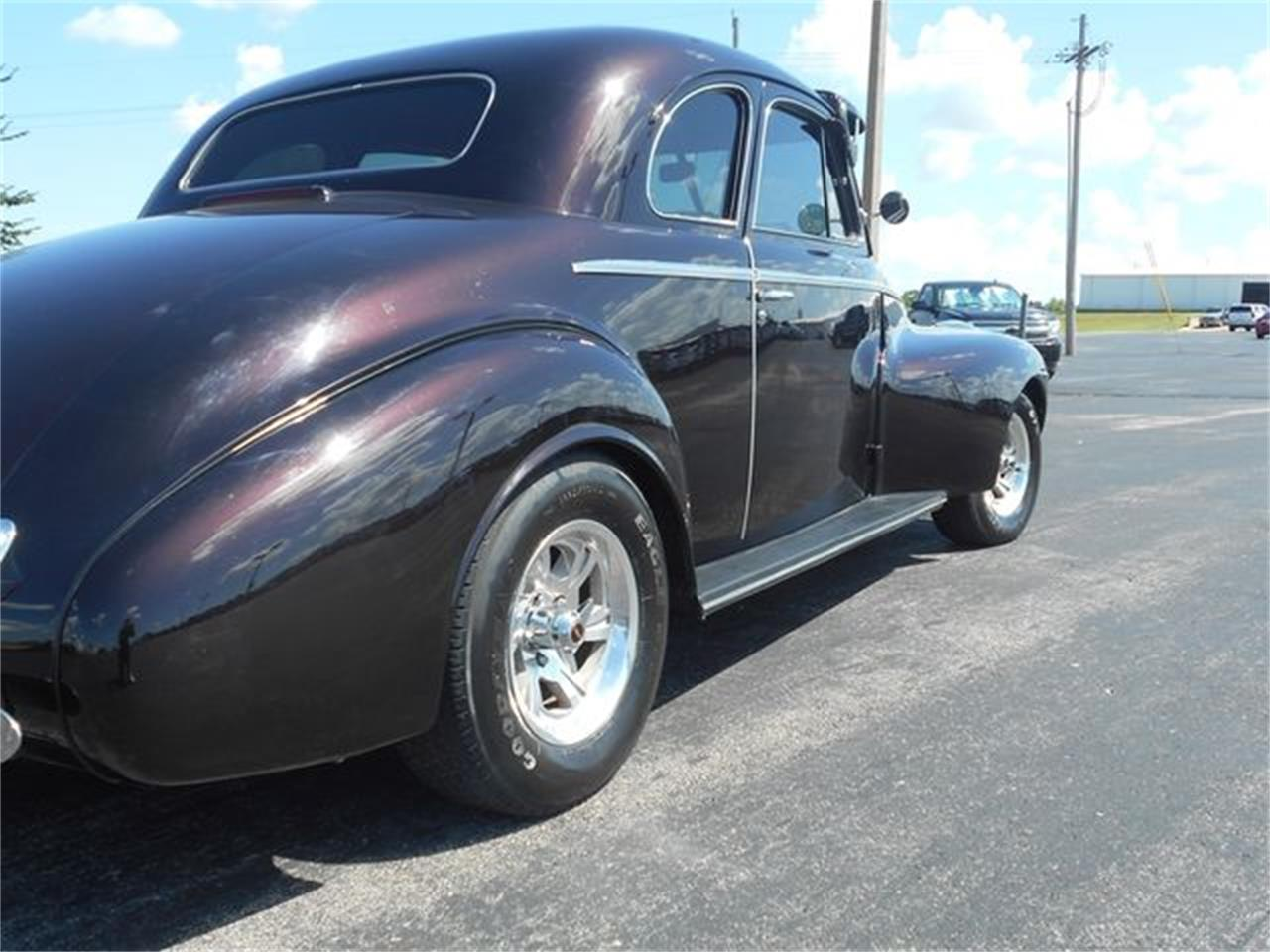 Large Picture of 1940 Oldsmobile Street Rod located in Oklahoma - $33,900.00 Offered by Knippelmier Classics - LENW