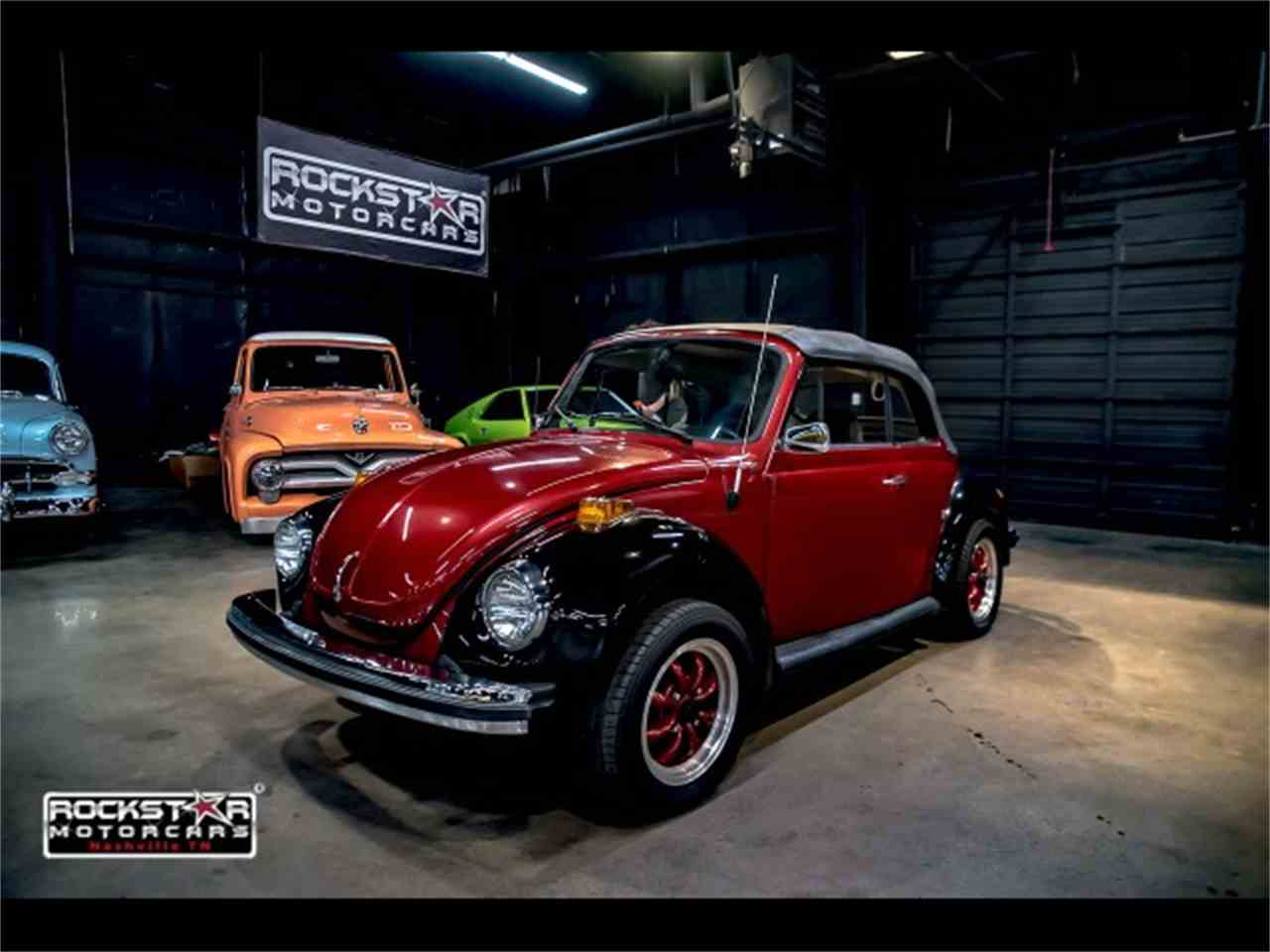Large Picture of '78 Beetle - LEOD