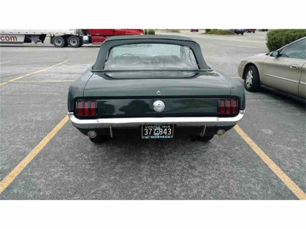 Large Picture of Classic 1966 Mustang located in Cadillac Michigan Offered by Classic Car Deals - LEOJ