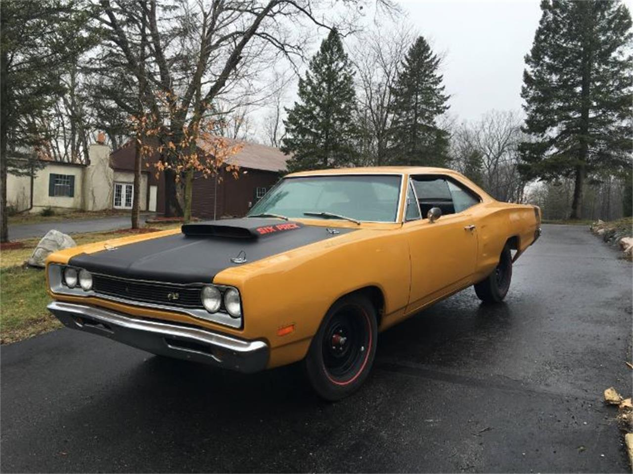 Large Picture of '69 Dodge Coronet located in Cadillac Michigan - $117,995.00 - LEOO