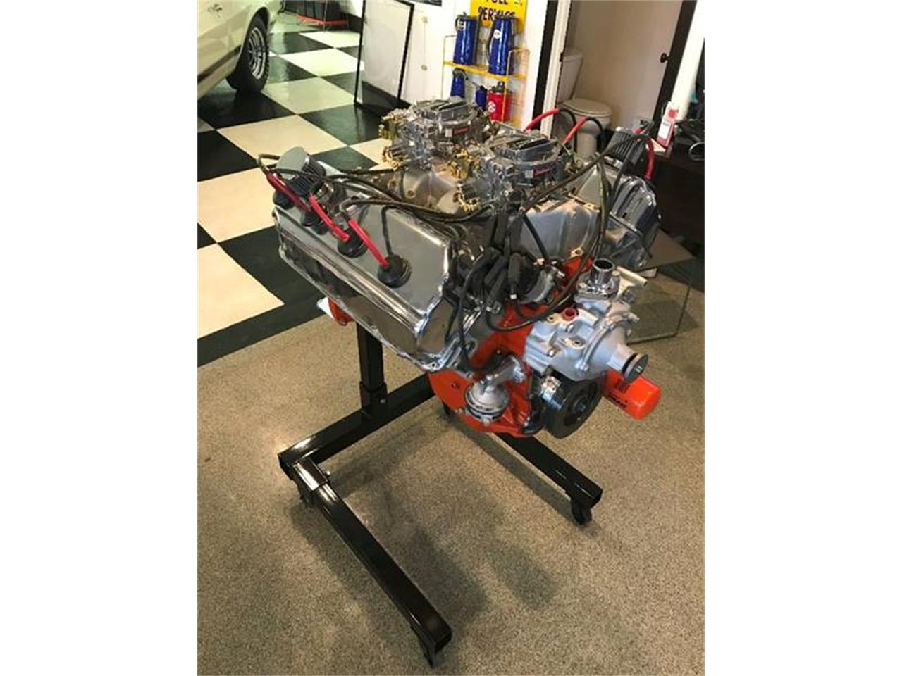 Large Picture of '66 426 Hemi Engine - LEP6