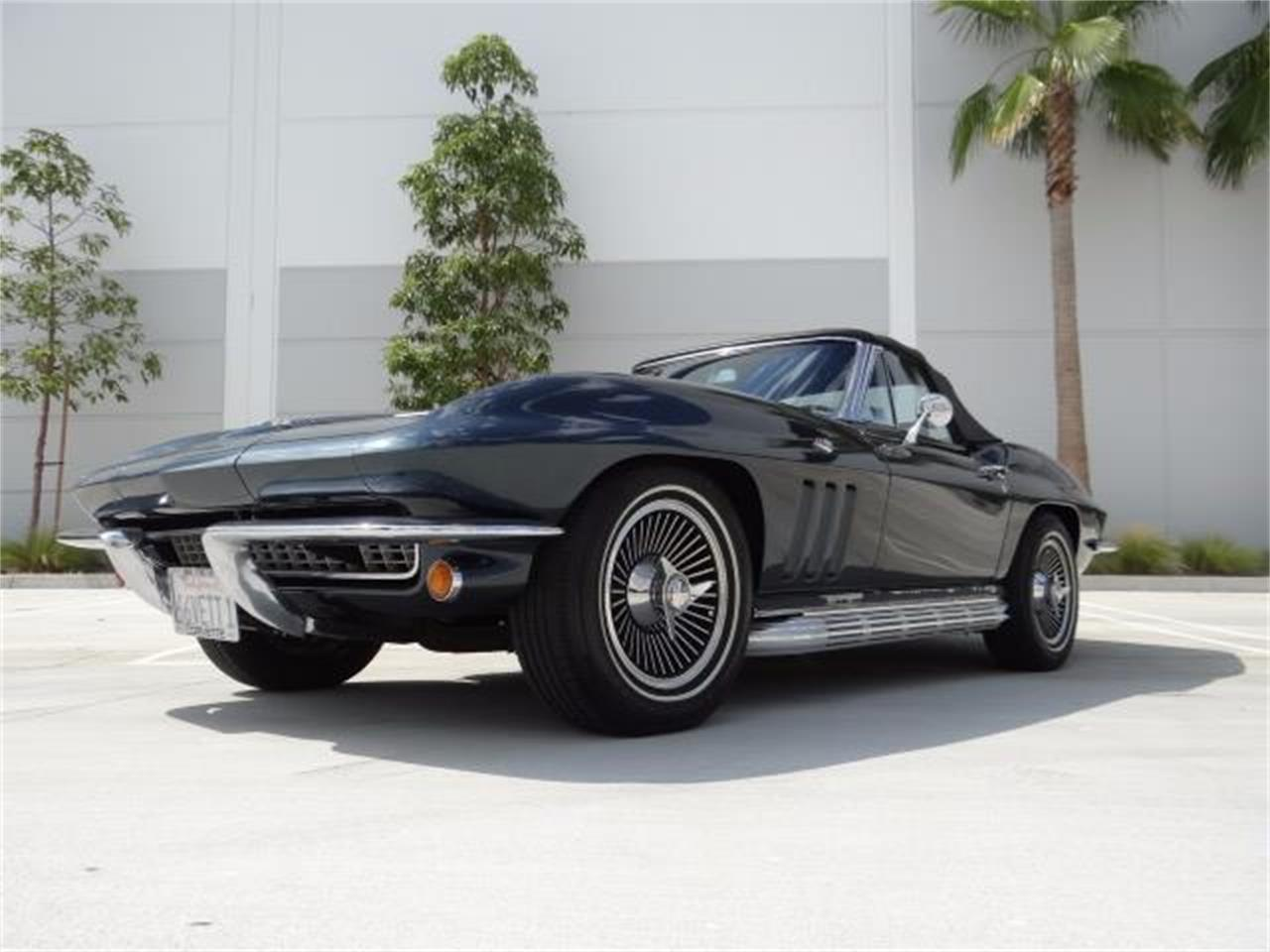 Large Picture of '66 Chevrolet Corvette Offered by West Coast Corvettes - LEPG