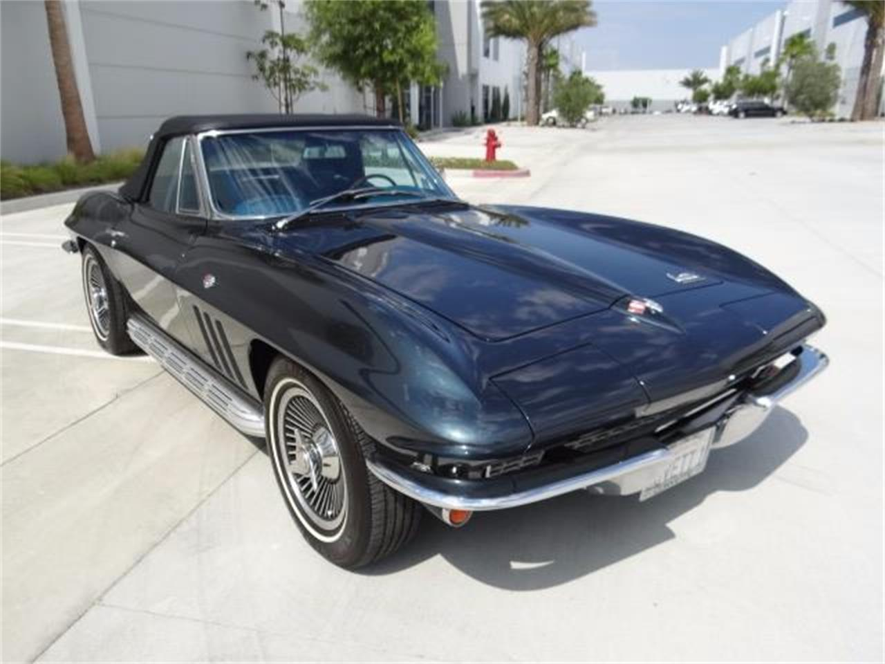 Large Picture of 1966 Corvette located in California - $65,000.00 - LEPG