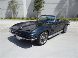 Picture of 1966 Chevrolet Corvette located in Anaheim California Offered by West Coast Corvettes - LEPG