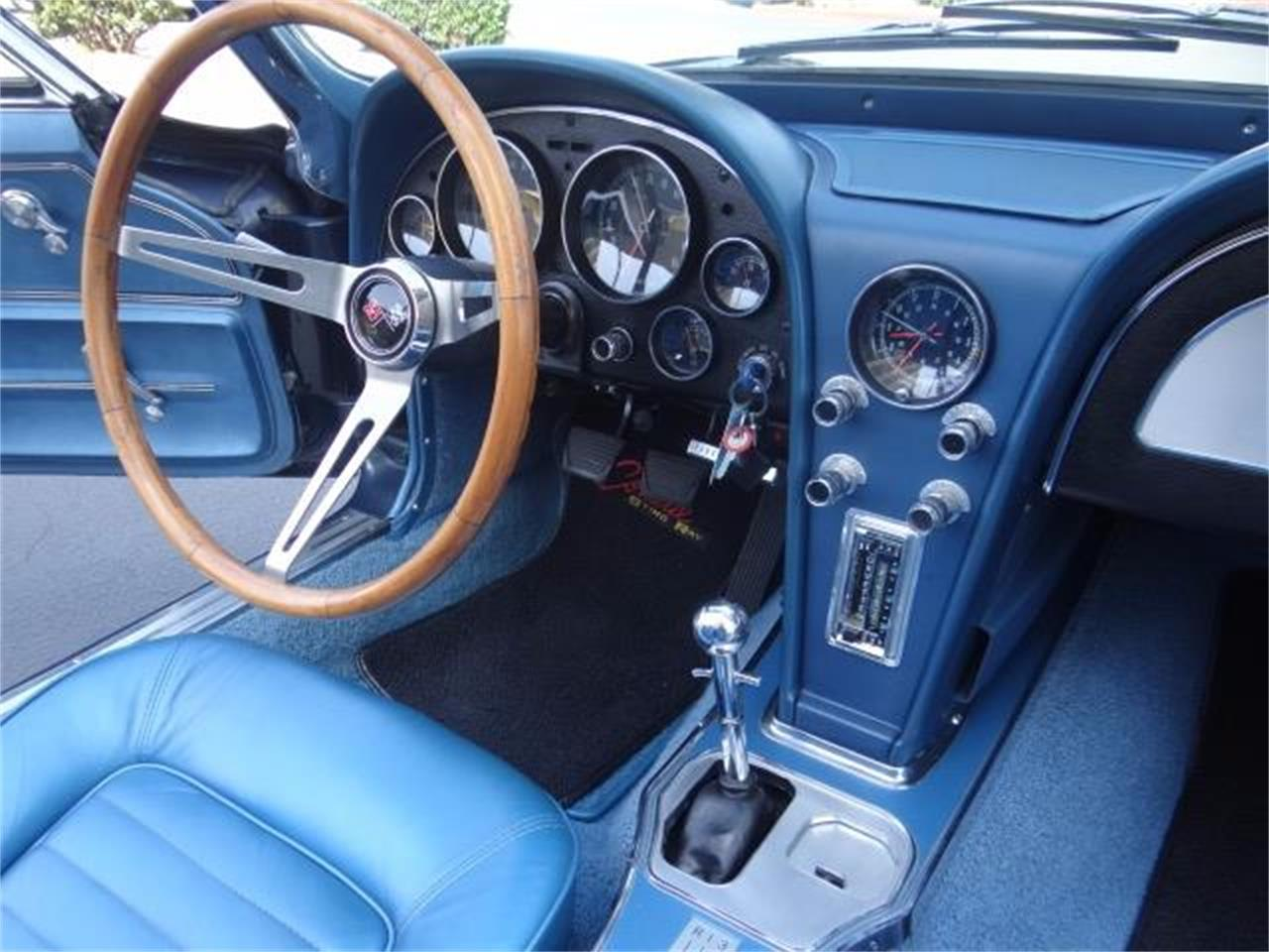 Large Picture of Classic 1966 Corvette located in California Offered by West Coast Corvettes - LEPG