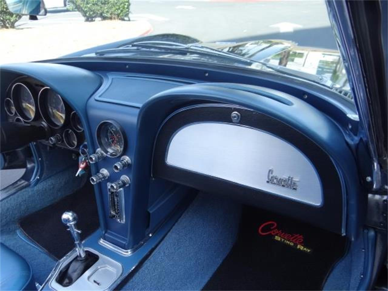 Large Picture of '66 Corvette located in Anaheim California - LEPG