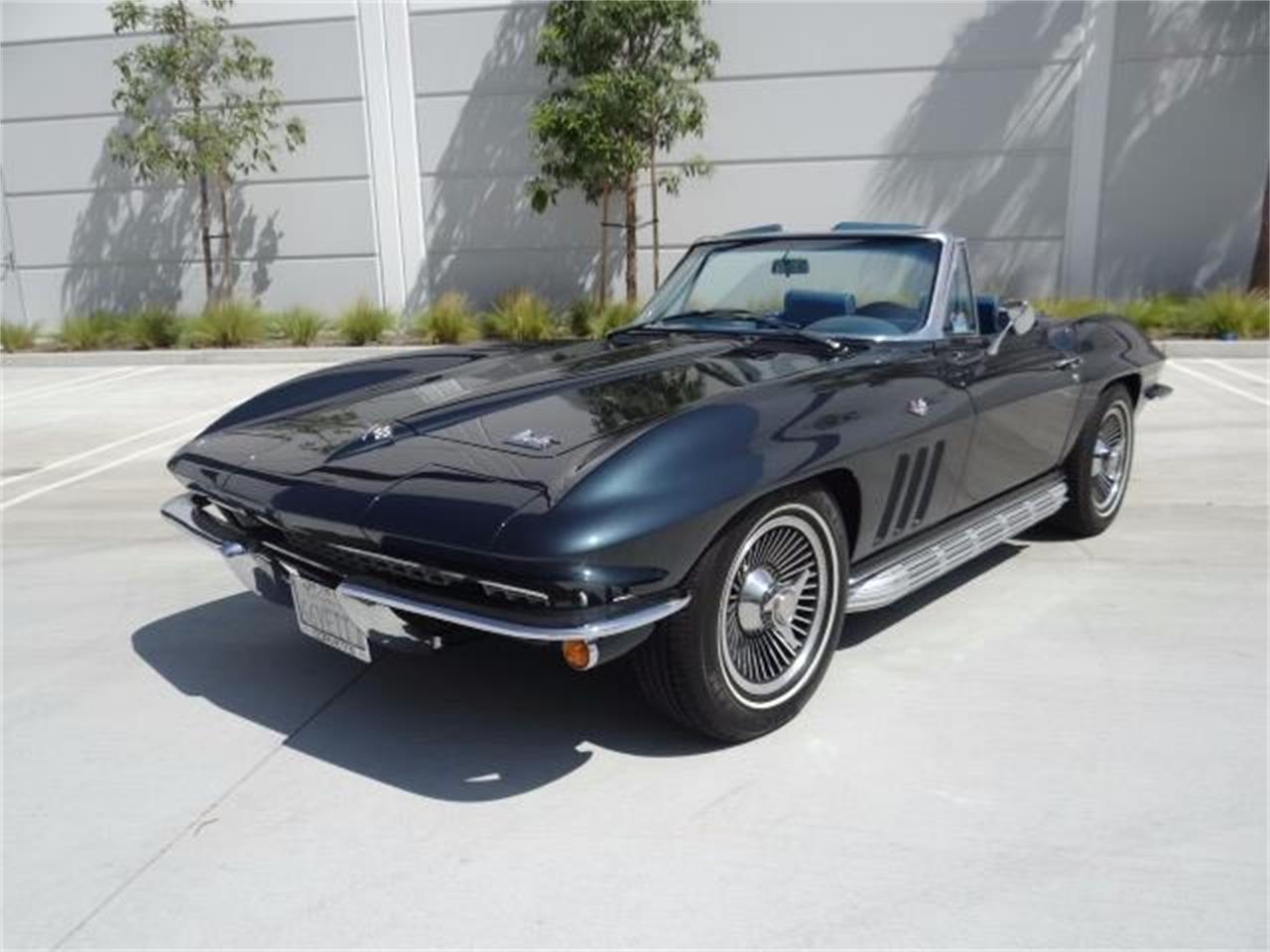 Large Picture of Classic 1966 Chevrolet Corvette located in California - $65,000.00 Offered by West Coast Corvettes - LEPG