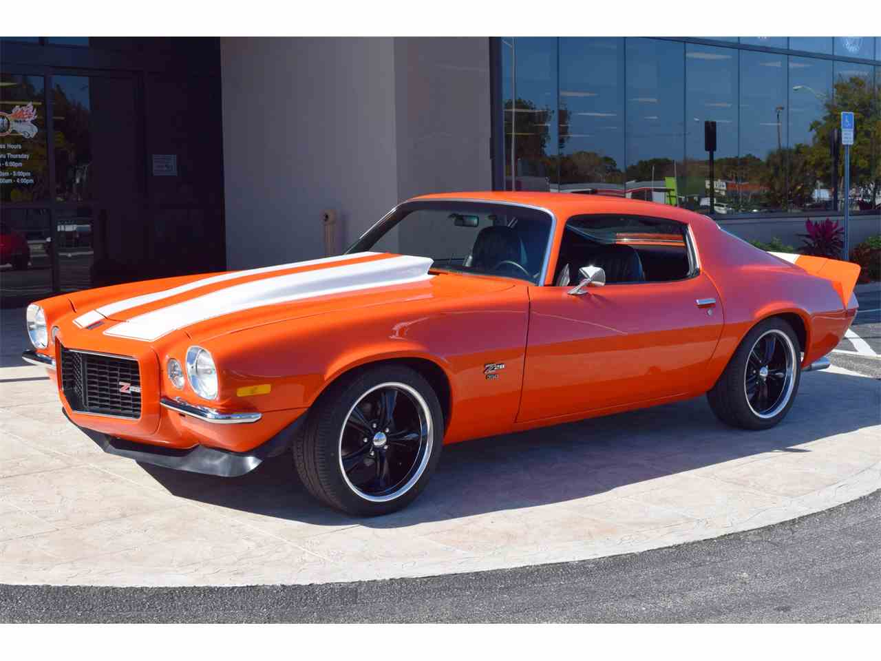 Large Picture of Classic '73 Camaro located in Florida - $39,983.00 Offered by Ideal Classic Cars - LEQE
