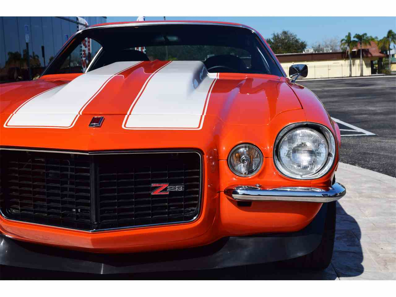 Large Picture of Classic 1973 Chevrolet Camaro located in Venice Florida Offered by Ideal Classic Cars - LEQE
