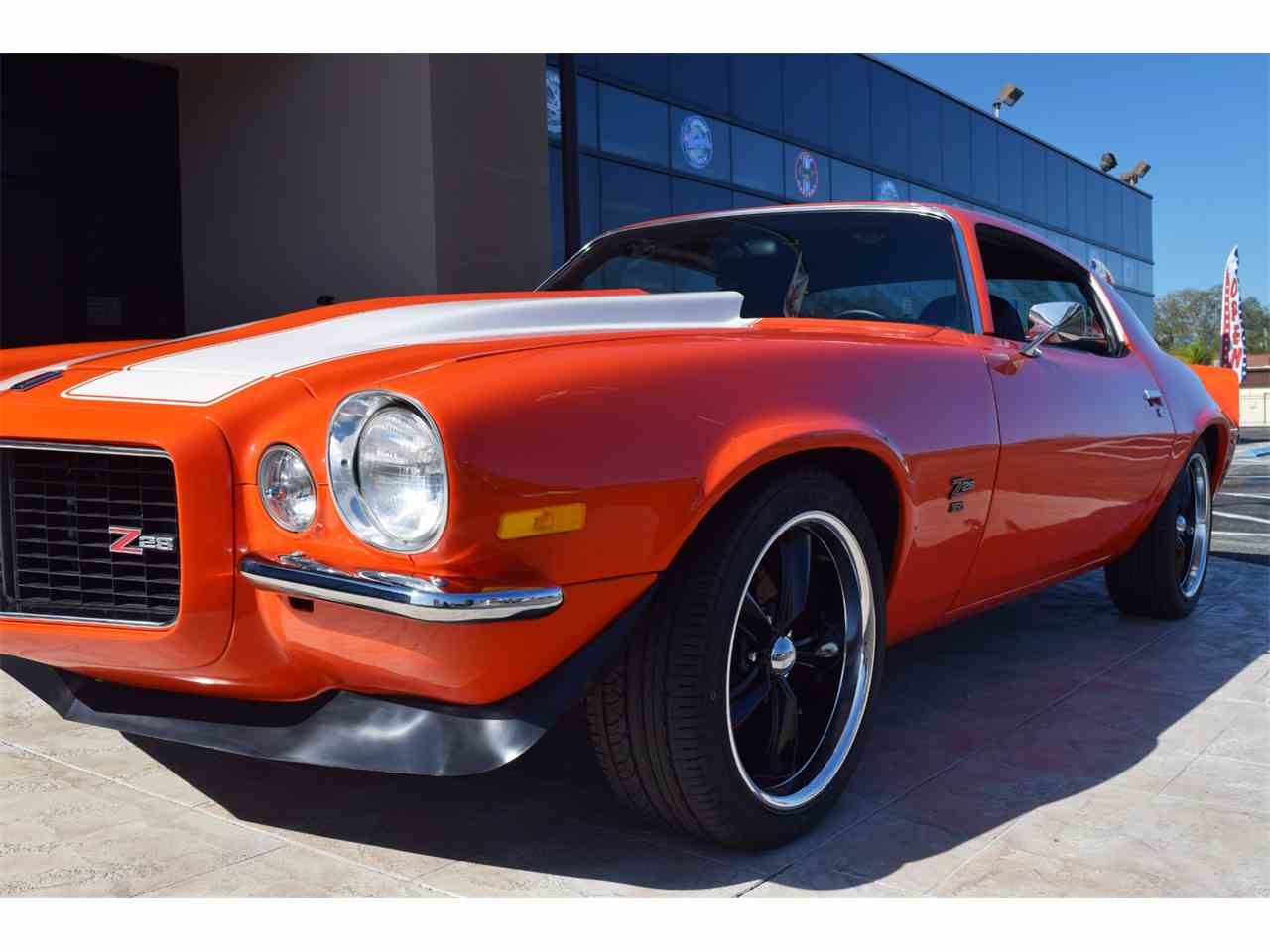 Large Picture of Classic 1973 Chevrolet Camaro located in Florida - $39,983.00 - LEQE
