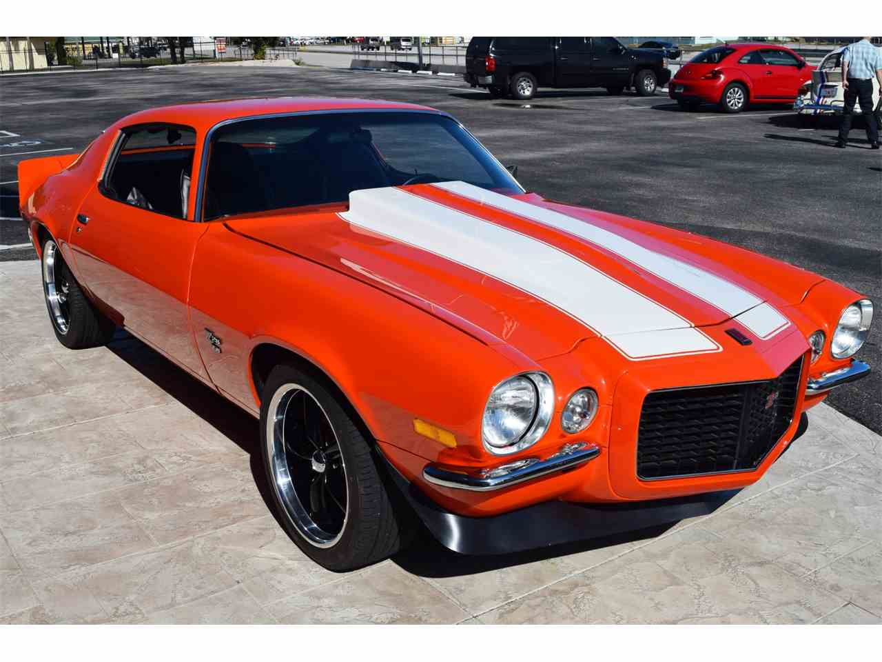 Large Picture of Classic 1973 Chevrolet Camaro located in Florida Offered by Ideal Classic Cars - LEQE