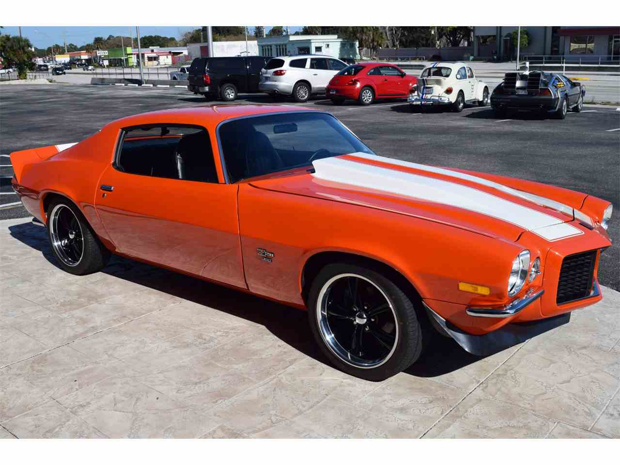 Large Picture of 1973 Chevrolet Camaro located in Florida - $39,983.00 Offered by Ideal Classic Cars - LEQE