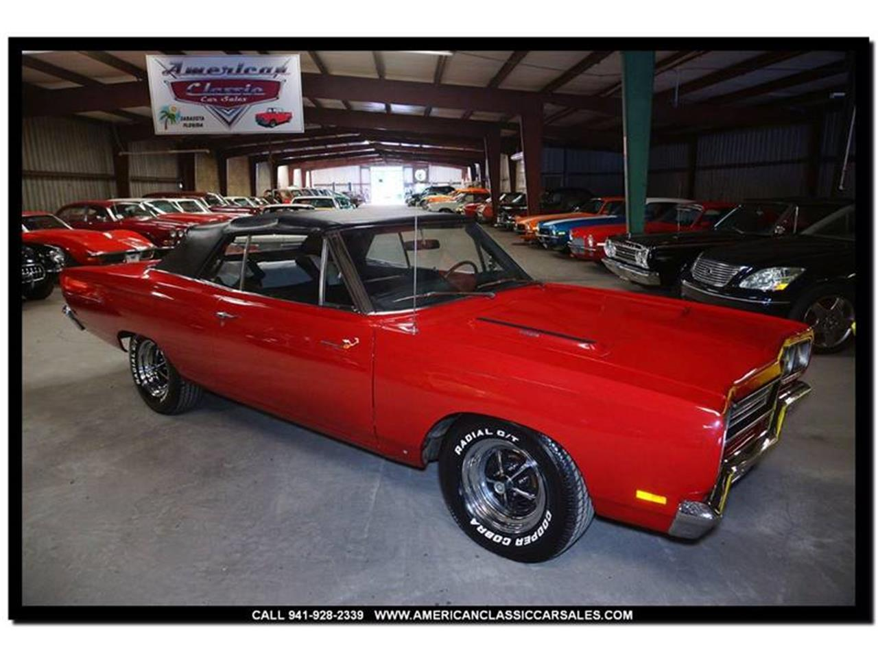 Large Picture of 1969 Plymouth Road Runner located in Florida - $39,900.00 Offered by American Classic Car Sales - LEQT