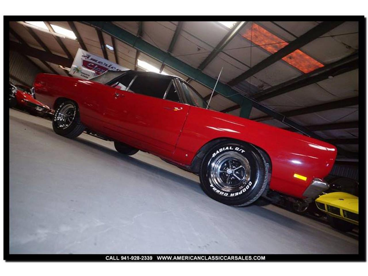 Large Picture of '69 Plymouth Road Runner - LEQT