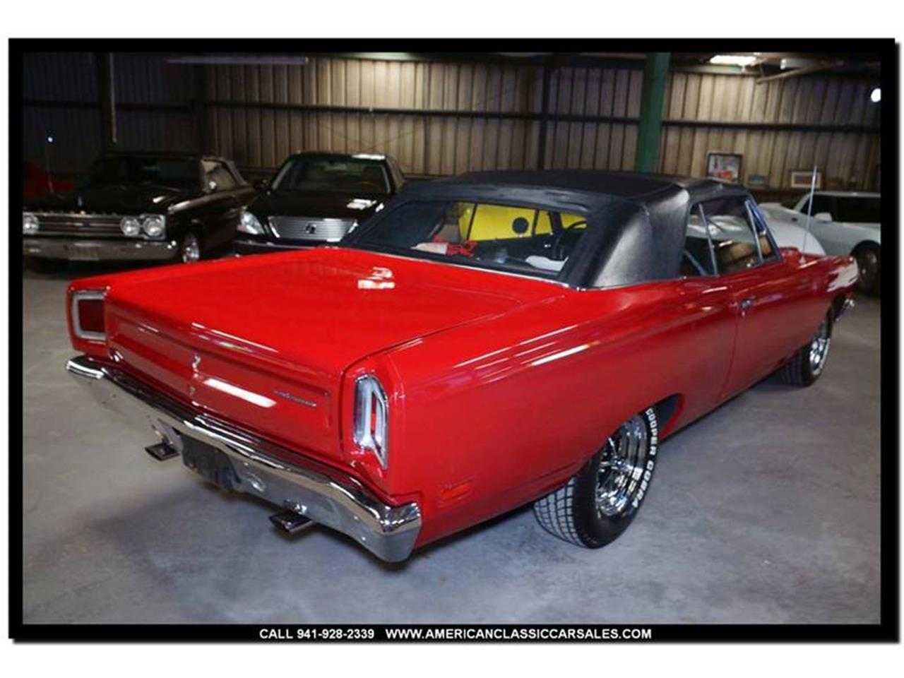Large Picture of Classic 1969 Plymouth Road Runner Offered by American Classic Car Sales - LEQT