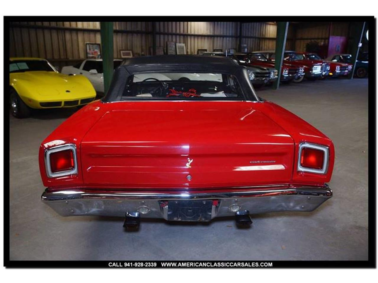 Large Picture of Classic 1969 Plymouth Road Runner - LEQT