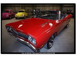 Picture of Classic '69 Plymouth Road Runner located in Florida - $39,900.00 Offered by American Classic Car Sales - LEQT