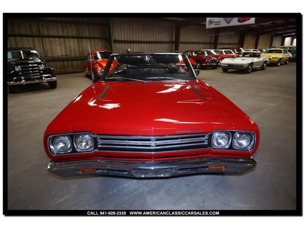 Large Picture of '69 Road Runner located in Florida - $39,900.00 Offered by American Classic Car Sales - LEQT