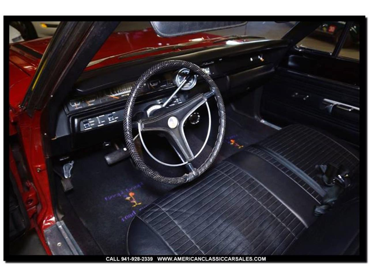 Large Picture of Classic '69 Plymouth Road Runner located in Sarasota Florida - LEQT