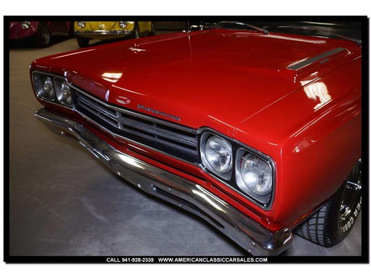 Large Picture of Classic '69 Plymouth Road Runner located in Florida - LEQT
