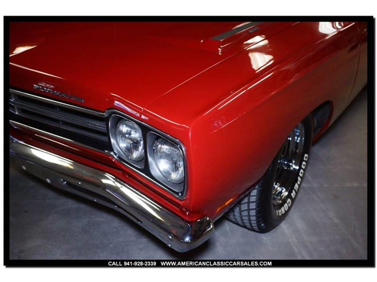 Large Picture of '69 Plymouth Road Runner located in Florida - $39,900.00 Offered by American Classic Car Sales - LEQT