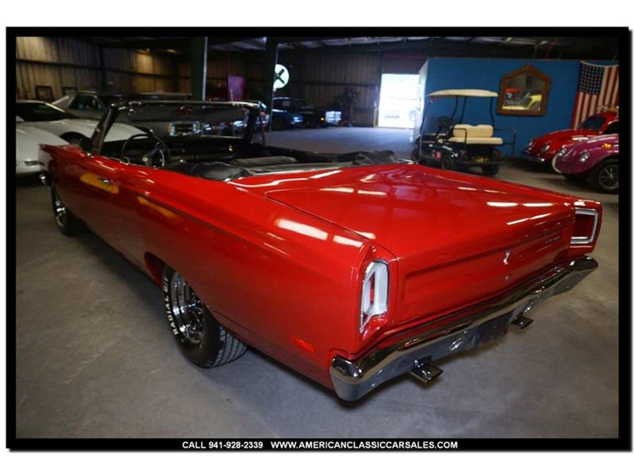 Large Picture of Classic 1969 Road Runner - $39,900.00 Offered by American Classic Car Sales - LEQT