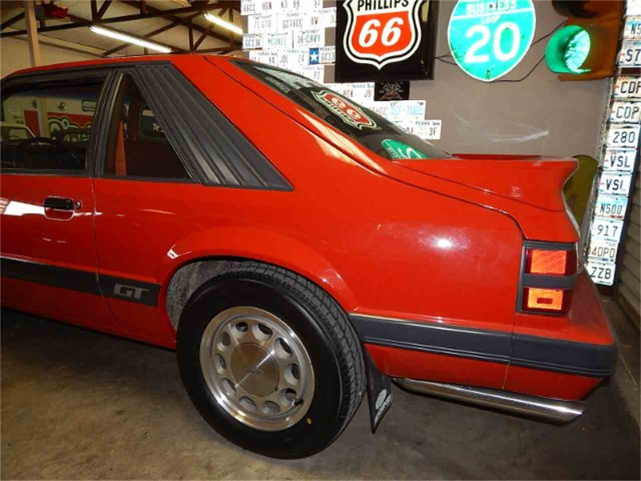 Large Picture of '86 Mustang GT - L8KP