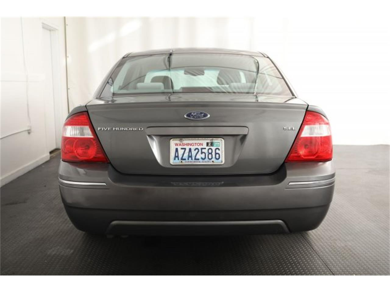 Large Picture of 2005 Five Hundred located in Washington Offered by Carson Cars - LER1