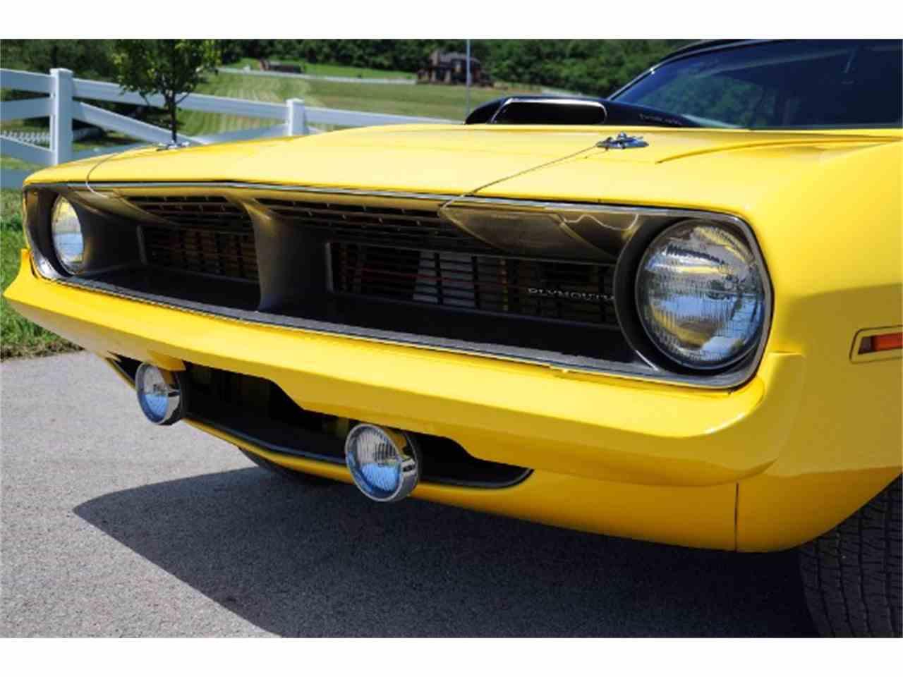 Large Picture of '70 Cuda - LER2